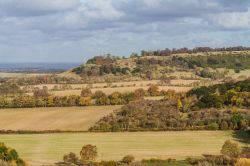 View from Watlington Hill