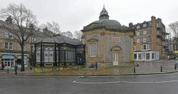 Harrogate, Royal Pump Room Museum
