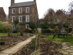 Crook Hall and Gardens, Durham City.