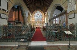 Church of St. Mary of Charity, Faversham
