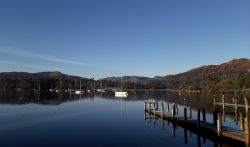 Ferry quayside, Ambleside