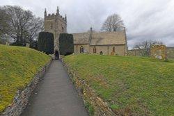 Parish Church of St. Peter, Upper Slaughter