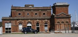 Chatham Dockyard Pump house