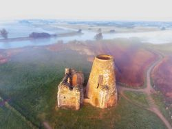 St Benets Abbey, Ludlam, Norfolk