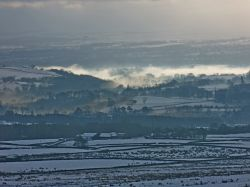 Misty Middleton-in-Teesdale