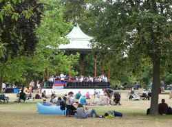 Sunday Afternoon Concert at Greenwich Park