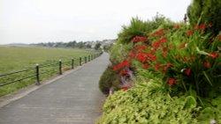 Promenade walk