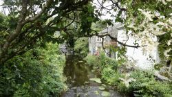 Cartmel village