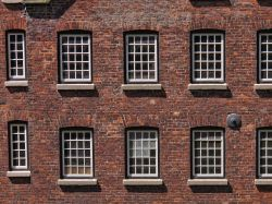 Quarry Bank Mill Windows