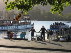 Lovely Lake Front at Bowness on Windermere