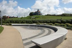 Seafront gardens and the Mount, Fleetwood