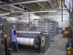East Lancashire towel mill