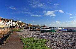 Budleigh without rain