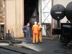 Men at Work - Minehead Station