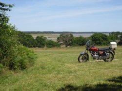 River Alde at Iken