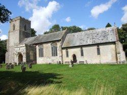 St. Peter's church, Monk Soham