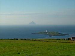 Isle of Arran – Ailsa Craig