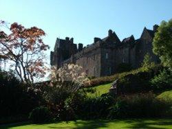 Isle of Arran Brodick Castle