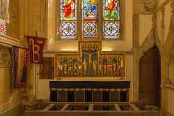 Altar of the Requiem Chapel, Dorchester Abbey