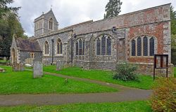 Church of St. John the Baptist, Tunstall, Kent