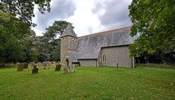 St. James's Church, Bicknor