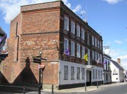 Swan Hotel in Harleston