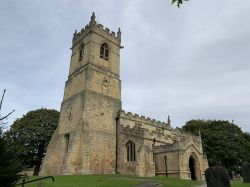 St Peter's Church, Barnburgh, Doncaster
