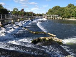 Boulters Lock and Weir, Maidenhead