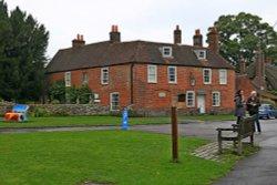 Chawton, Jane Austen