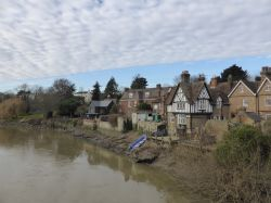 Wonderful Cloud Formation at Aylesford, Kent.
