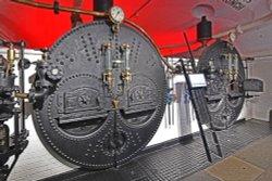 Original boilers, Tower of London