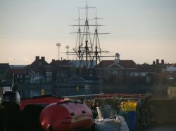 Hartlepool Tall Ship Trincomalee