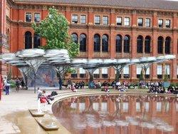 Courtyard, Victoria and Albert Museum