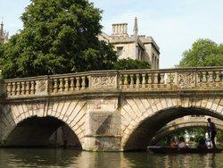 Kitchen Bridge over the River Cam, Cambridge