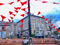 Grassington, Market Place.