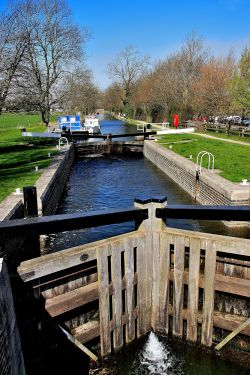 Bell Furrows Lock, Ripon