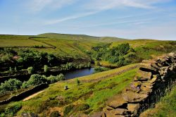 Bilberry Reservoir near Holmfirth