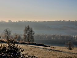 Heavy Frost at Cudworth