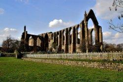 Priory Church, Bolton Abbey