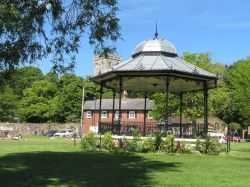 The Bandstand on Christchurch Town Quay