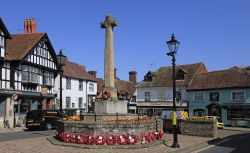 Arundel Town Centre, West Sussex