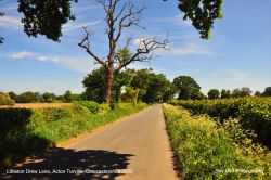 Littleton Drew Lane, Acton Turville, Gloucestershire 2020