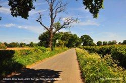 Littleton Drew Lane, Acton Turville, Gloucestershire 2020 Wallpaper