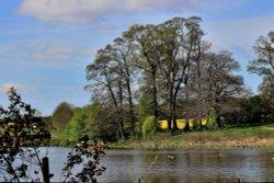 Upper Fishponds, Cusworth Hall and Gardens, Doncaster