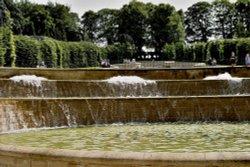 Central Water Cascade, Alnwick Garden