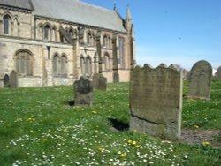 St Hildas gravestone poem