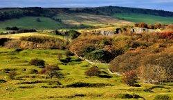 The Derbyshire Dales near Buxton