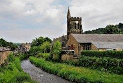 St Michaels Church, Mytholmroyd