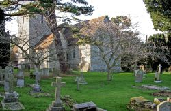 St Peter and St Paul Church, Upper Hardres