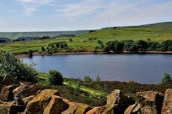 Digley Reservoir near Holmfirth